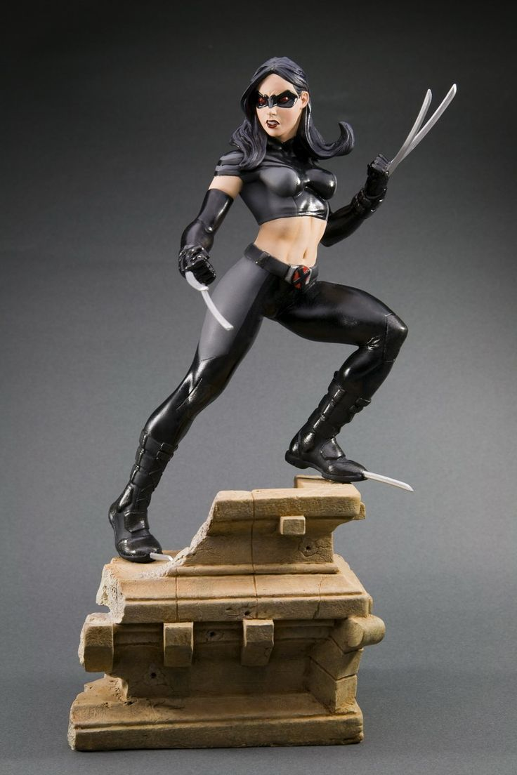 Kotobukiya Marvel Comics Fine Art Statue: X-Force X-23