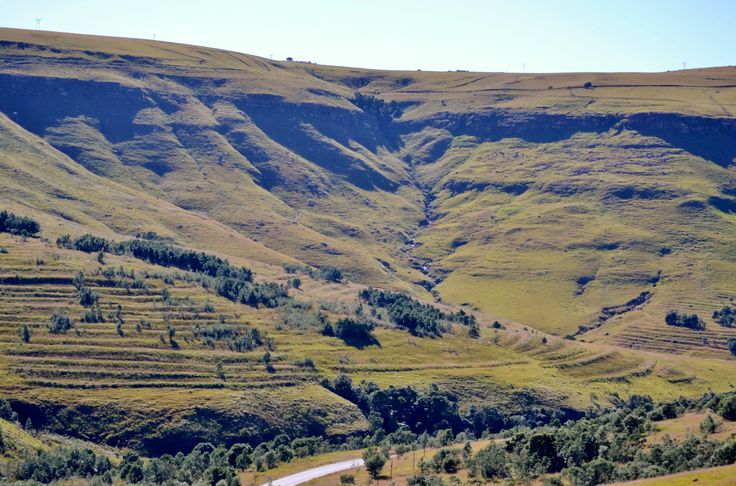 The Eastern Cape ...on the way to Graaff