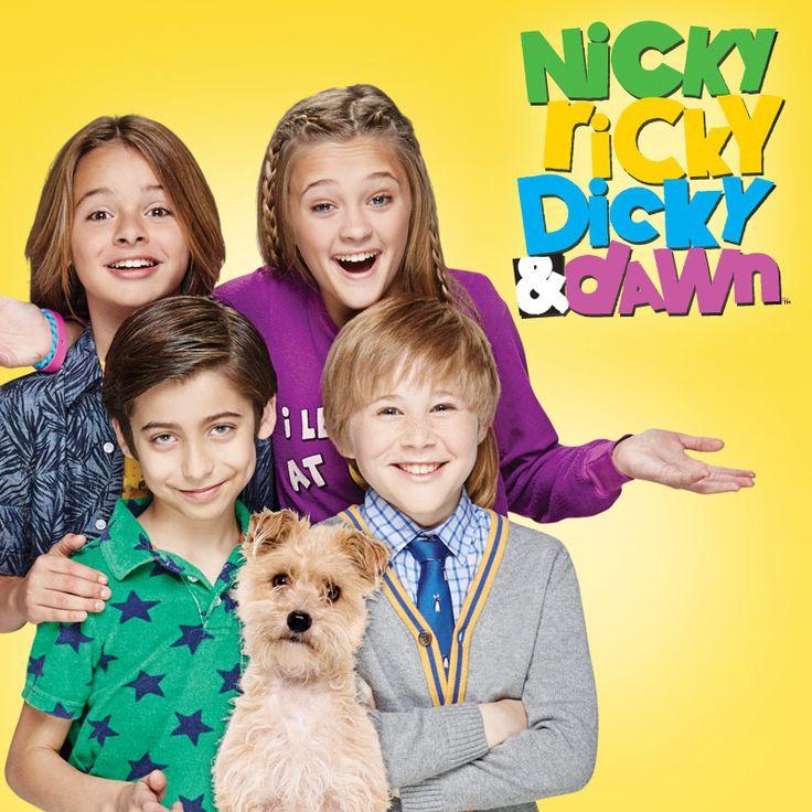 Ricky Dicky Nicky And Dawn