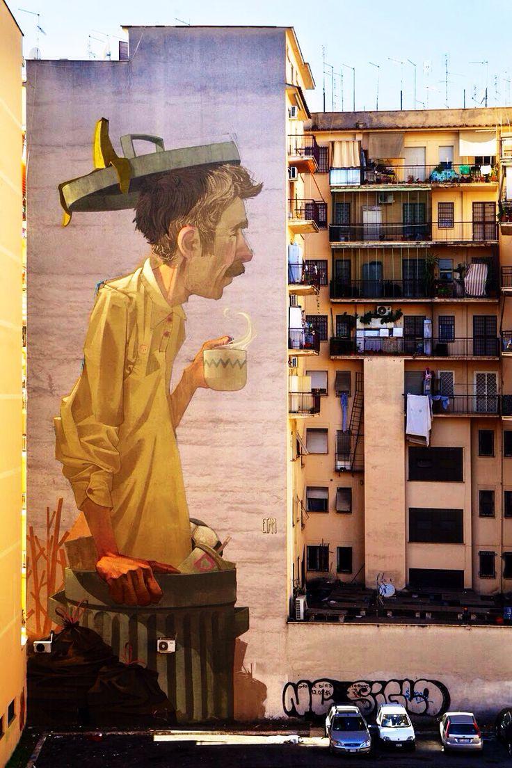 Street Art Etam