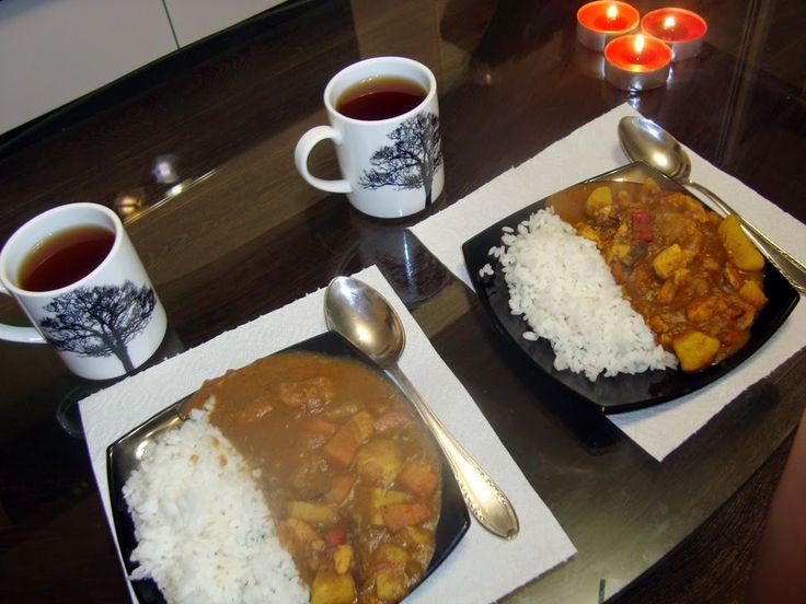 Повседневные сказки: Рис с карри по-японски. Карэ райсу. Рецепт с фото....