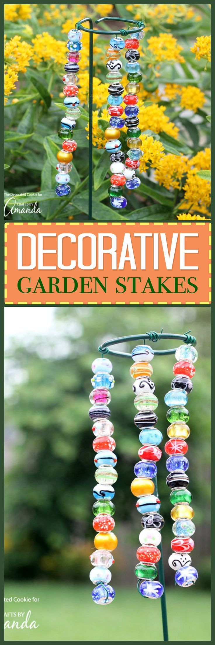 the 25+ best garden stakes ideas on pinterest | yard art, yard