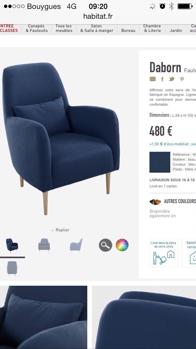1000 ideas about fauteuil bleu canard on pinterest fauteuil bleu bleu can - Fauteuil bleu canard ...