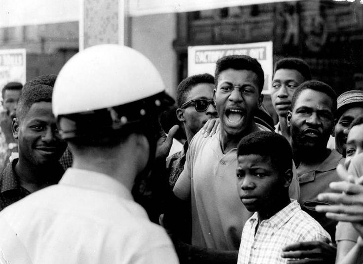 Birmingham Protests, May 1963. Teaching us history, Mlk
