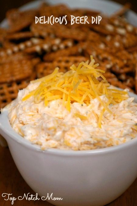 Delicious Beer Dip | www.momstestkitchen.com