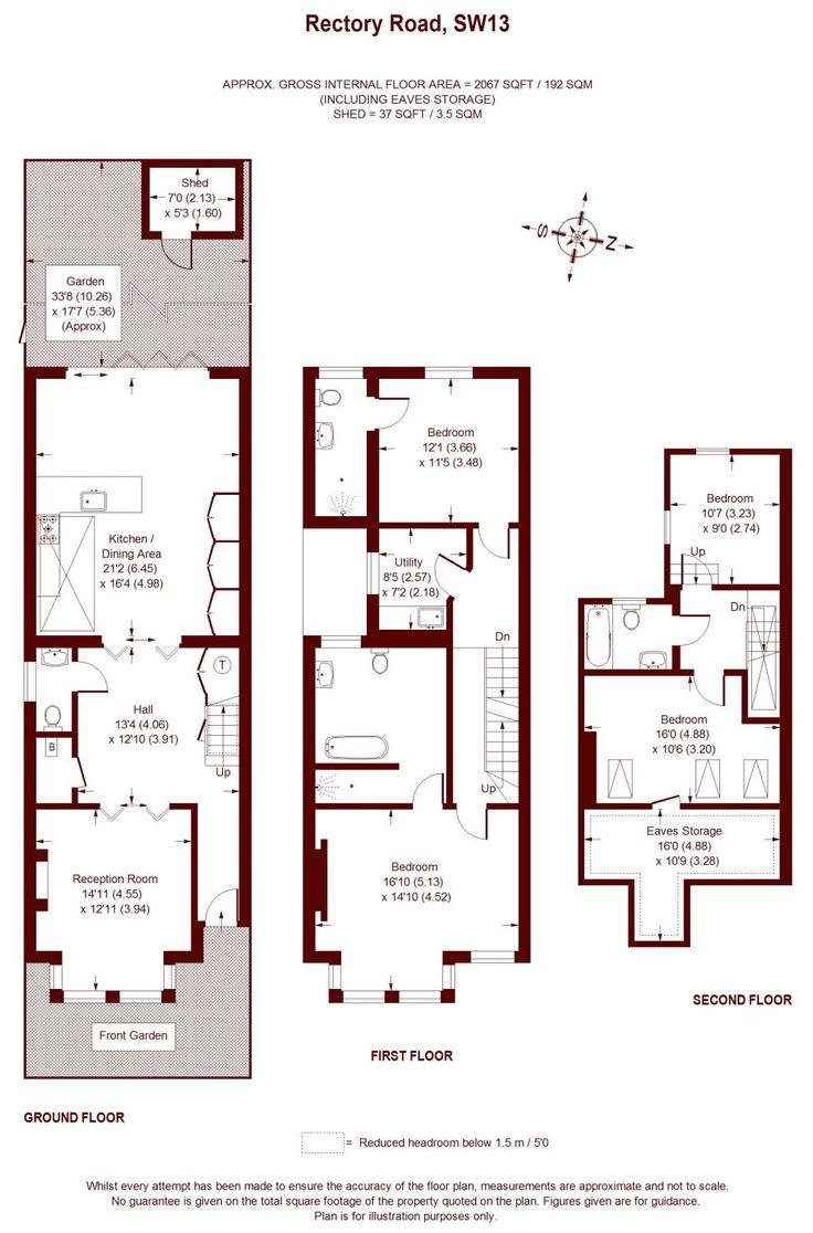 central hallway idea