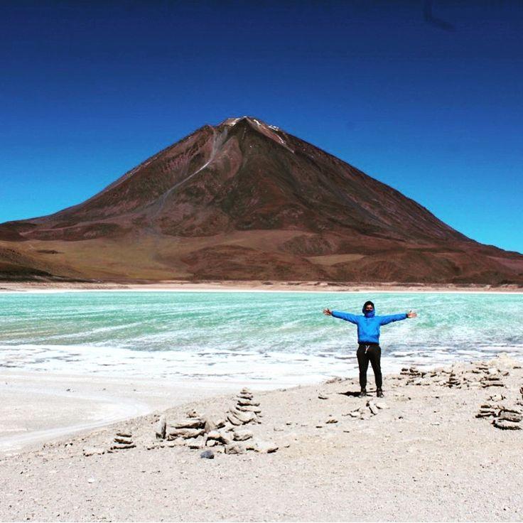 Laguna verde ~ Potosi Bolivia