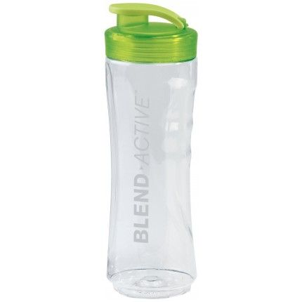 Breville Blend Active Spare Bottle, 0.6 Litre, Clear Breville Blend Active Personal Blender ...