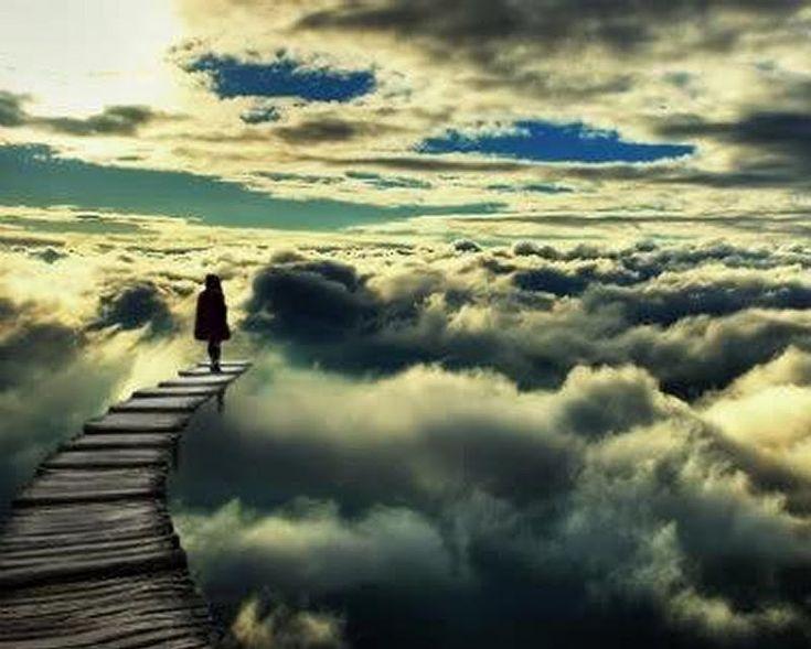 the creation of adam photography clouds | sogni sono risposte a domande che non abbiamo ancora capito come ...