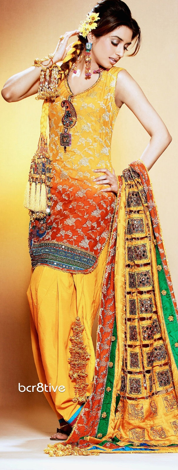 Zahra Ahmad - Subcontinental Mehndi Collection