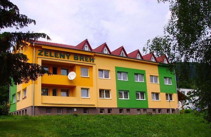 Hotel Zelený breh - http://www.1-2-3-ubytovanie.sk/zeleny-breh