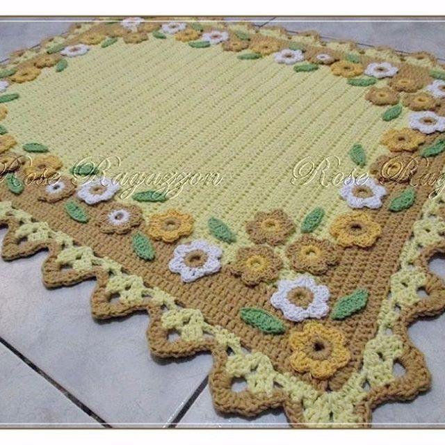 17 melhores ideias sobre tapete floral no pinterest for Tapete floral