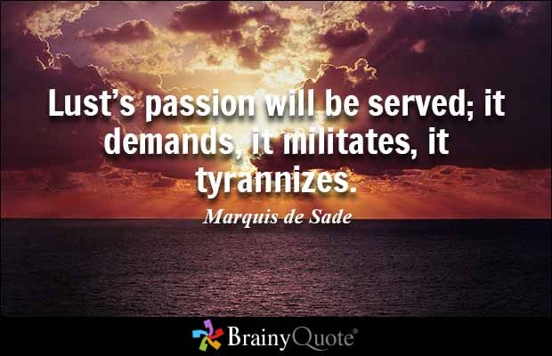 Marquis de Sade Quotes - BrainyQuote