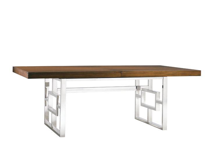Mirage Monroe Dining Table | Lexington Home Brands