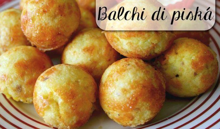 Balchi di Piská - zijn heerlijke hapjes voor mensen die van vis houden. De sterke smaak van de bakkeljauw wordt door de aardappelen iets afgezwakt, zodat het een vriendelijk gerechtje wordt. De groen...