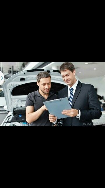 Salesman persuading to his boss.