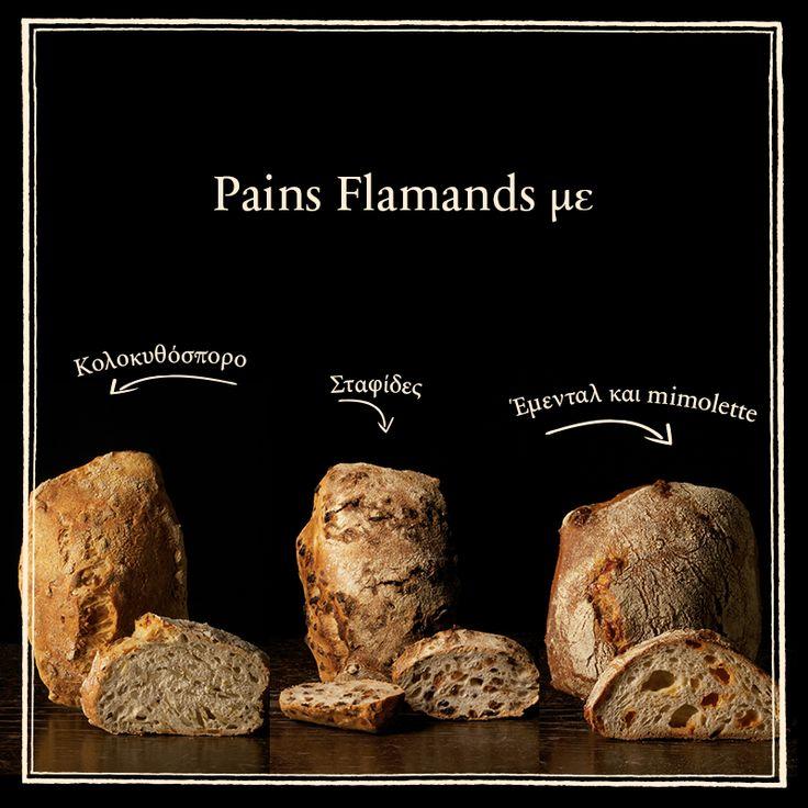 Εσείς δοκιμάσατε τα Φλαμανδικά ψωμιά Paul; Ανακαλύψτε και τις 3 ξεχωριστές γεύσεις που θα απογειώσουν τα γεύματά σας!
