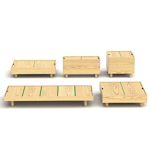 crate series no. 1 by jasper morrison for established & sons. 2007