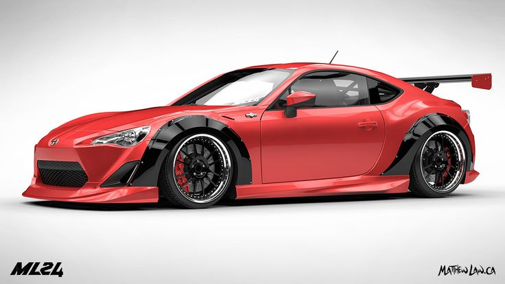 31 best images about gt 86 brz on pinterest cars toyota and wheels - Scion frs custom ...