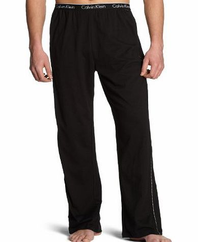 Calvin Klein Underwear Mens CK ONE COTTON Pyjama Bottoms, Black, X-Large Calvin Klein PJ Bottoms features an elasticated waistband with brand logo. This Black coloured PJ bottoms for men has side seam hand pockets and a stripe detailing to the (Barcode EAN = 5051145840520) http://www.comparestoreprices.co.uk/calvin-klein/calvin-klein-underwear-mens-ck-one-cotton-pyjama-bottoms-black-x-large.asp