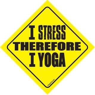 pinlearning simple on namaste  yoga practice stress