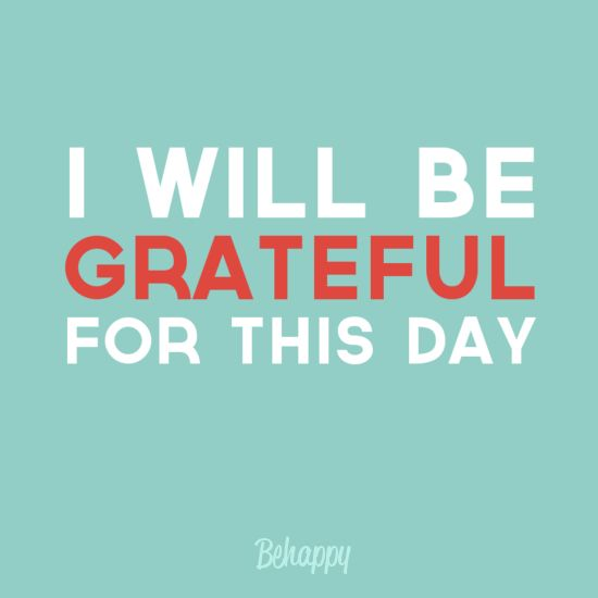I will be grateful for this day. #quites #motivation