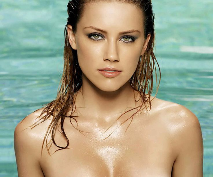 Amber Heard Just Might Be the World's Most Beautiful Woman, According to Science - Maxim