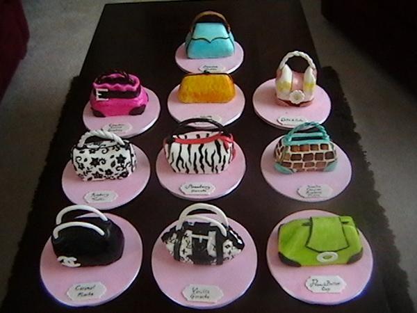 Wedding Cake Mini Toppers