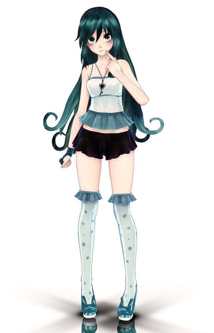 .Tda spring outfit Miku. dl by xSugarBunny on DeviantArt ...