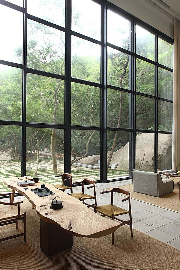 a collection of interior/exterieur inspiration imagery