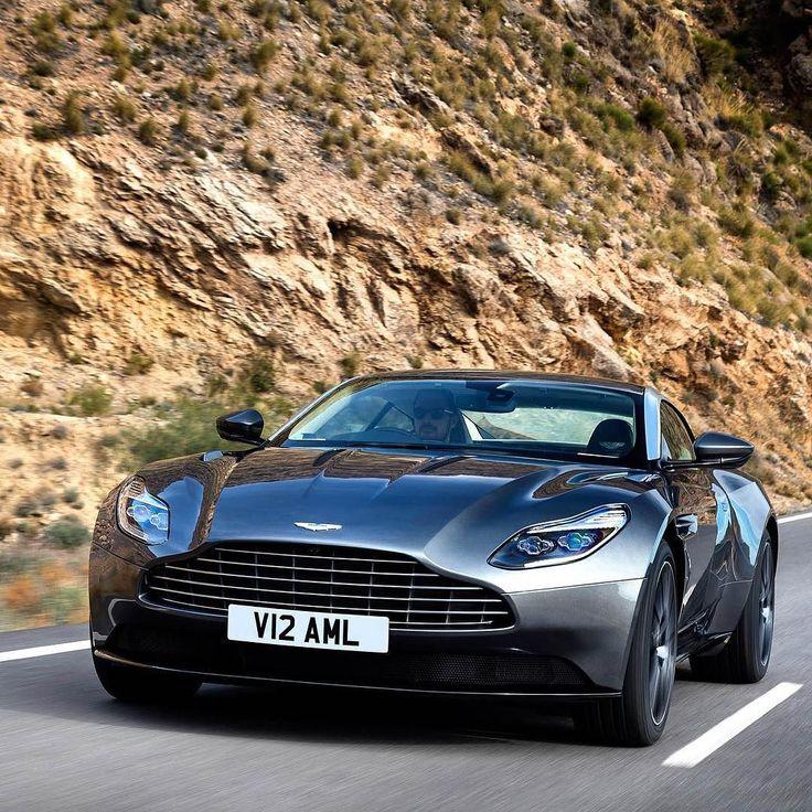 Explore The Design Evolution Of The Aston Martin DB11 At