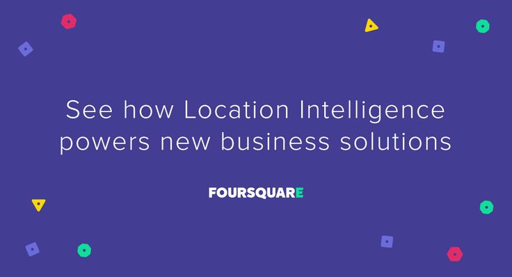 The tools and data to reach new audiences, understand consumers, build smarter apps, and make business decisions based on real world patterns and behaviors.