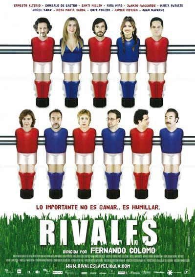 Rivales (2008) de Fernando Colomo -  tt1111944