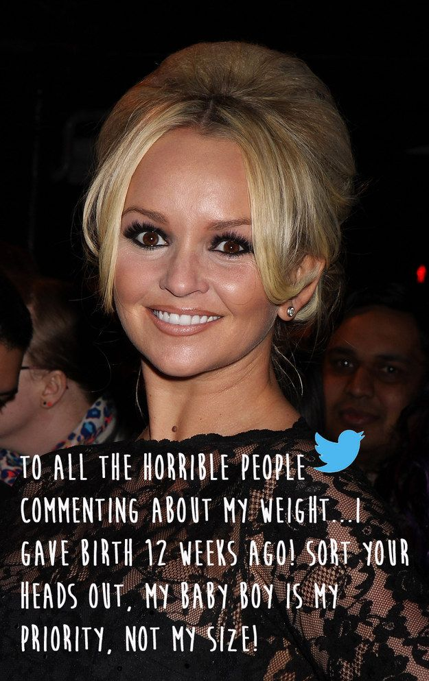 Jennifer Ellison | 20 Celebrities Who Totally Owned Their Body Image Trolls