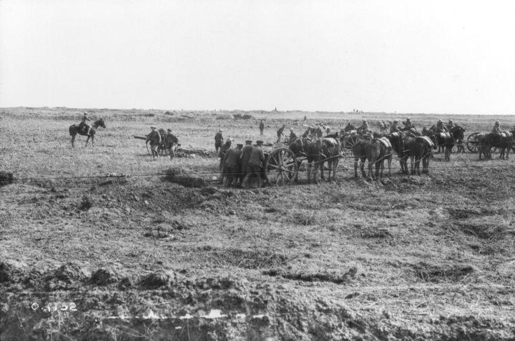 World War I Photos: Vimy Ridge.