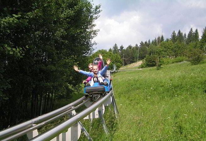 Kudy z nudy - Ski areál Mosty u Jablunkova - celoroční aktivní odpočinek