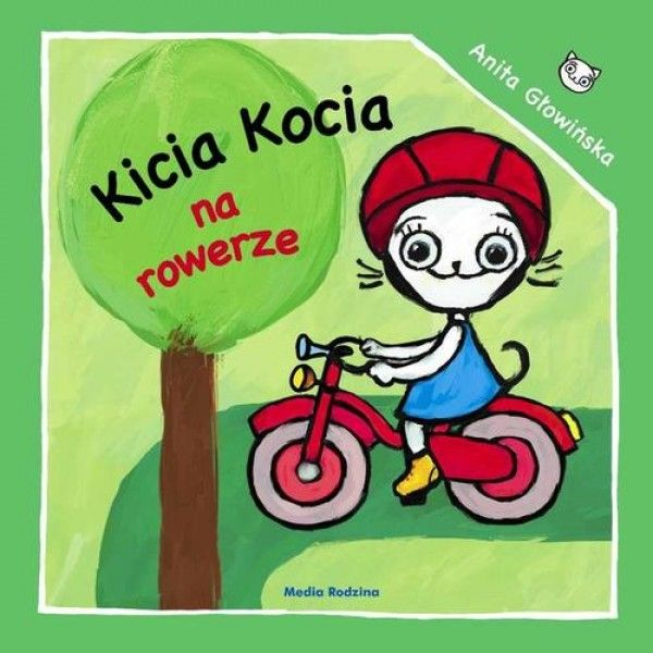 Znana i lubiana kotka powraca z kolejnymi przygodami. Mama i tata kupili Kici Koci prawdziwy rower. Teraz Kicia Kocia musi nauczyć się na nim jeździć! Nie jest łatwo, ale rodzice służą pomocą, a Kicia Kocia się nie poddaje. Jak zakończy się...