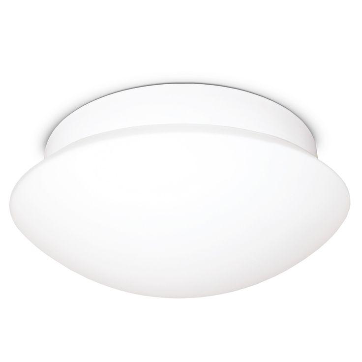 Bright LED white plafonnier  Loiste by Sessak