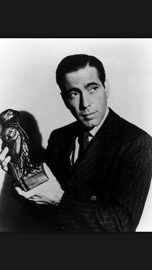 """The, uh, stuff that dreams are made of"".  Sam Spade, the Maltese Falcon (1941)"