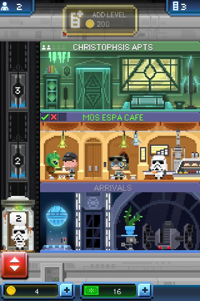 Review: Star Wars A Tiny Death Star for Android/iOS #games #review