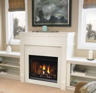 20 best images about Fireplace built ins on Pinterest | Wall mount ...