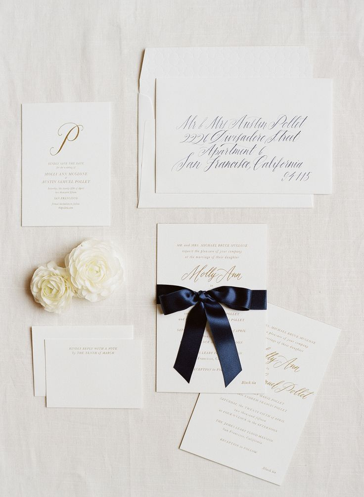 wedding invitations east london south africa%0A An Impossibly Chic San Francisco Wedding