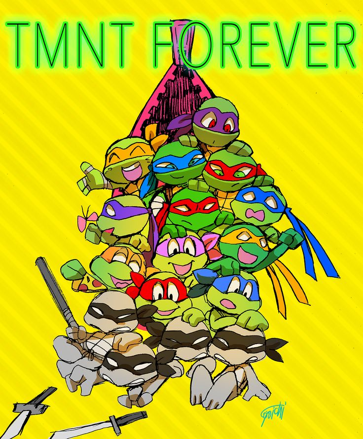 tmnt fangirl wars by - photo #3