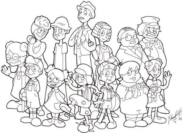 Dibujos De La Vecindad Del Chavo Para Colorear Imagui Cute Drawings Drawings Art