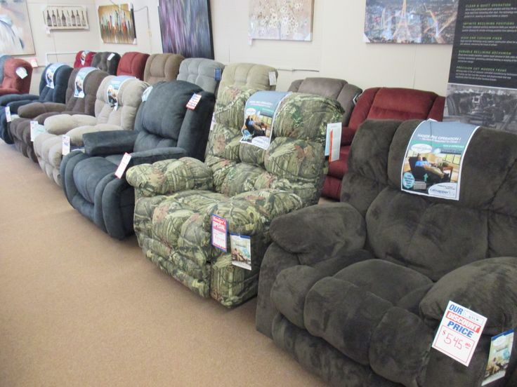 Biggest recliner sale of the year!  Every recliner in stock has been marked down for this event!  Starting at only $259.00.  Hurry in for best selection! #sale #furniture #event #recliner