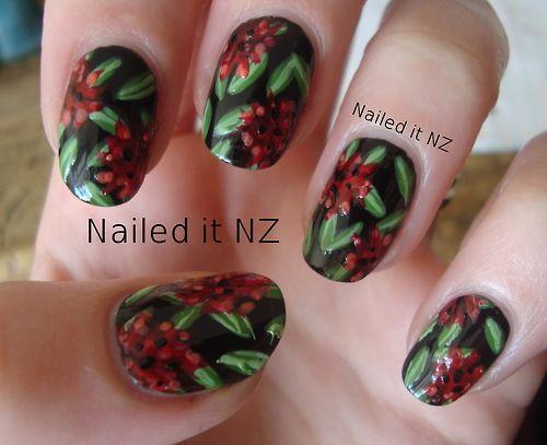 Pohutukawa Tree Nails
