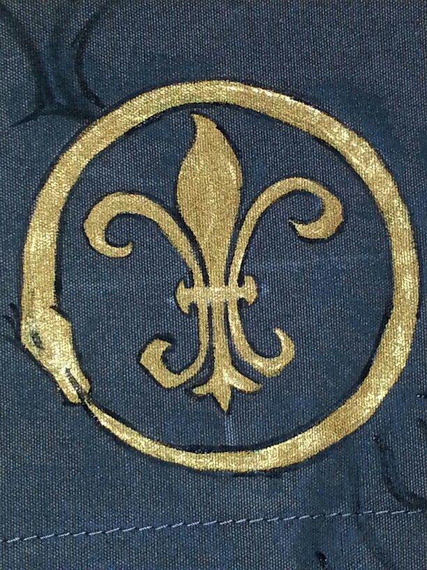 Cws dr bag symbol