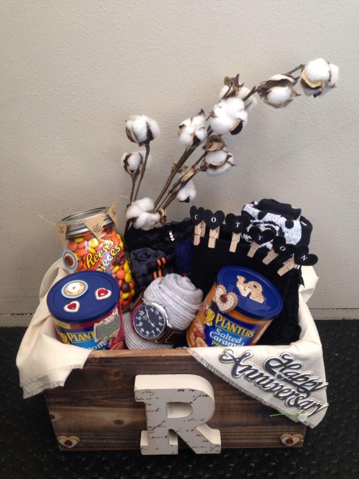 Best cotton anniversary gifts ideas on pinterest nd