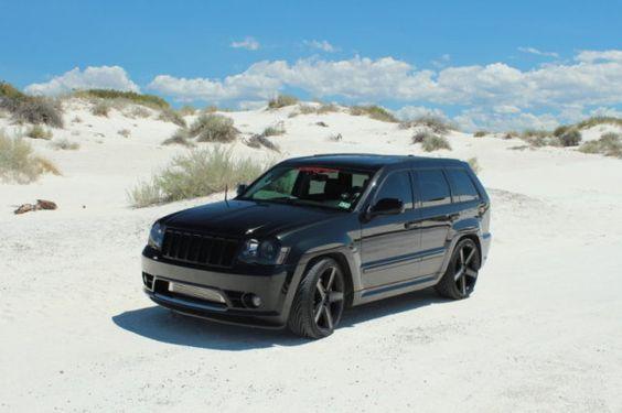 2010 Jeep Grand Cherokee SRT-8