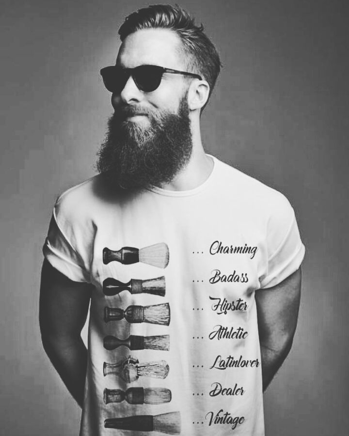 Be your beard. #chamber of crafters #grooming #barbershop #barber #menscare #skin care #beauty #keep prime #crafter #inspiration #new products #japanese #made in Japan #vintage #retro #pin up #men fashion http://chamberofcrafters.com/